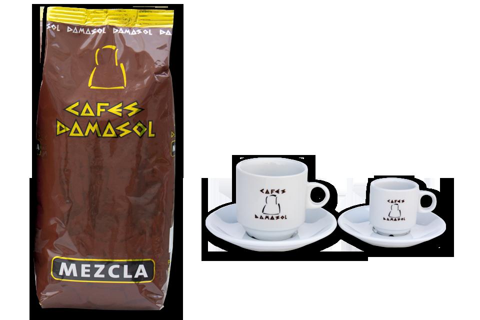 Cafe Damasol Mezcla