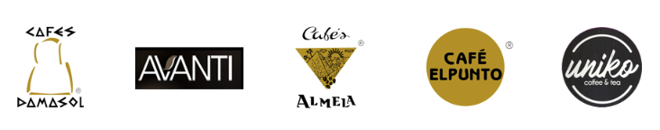 Logos Cafés Damasol