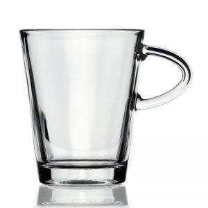 Set 6 tazas desayuno cristal