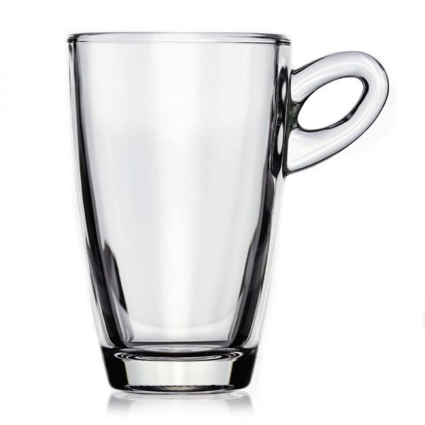 Set 6 tazas para té y capuccino 27cl