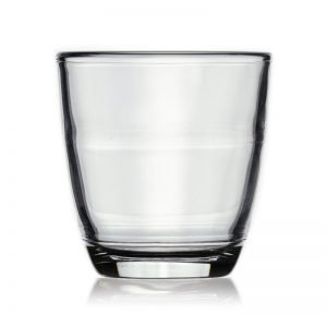 Set de 12 vasos cafe cigogne 9 cl
